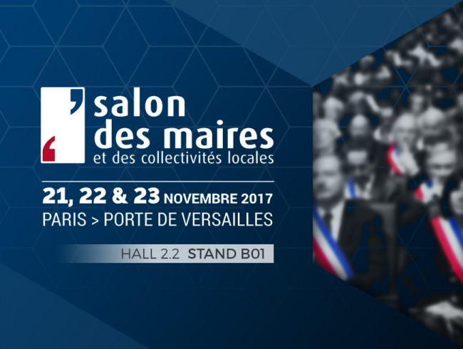 Salon des maires cougnaud for Salon maires